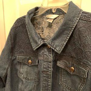 ⬇️Denim jacket